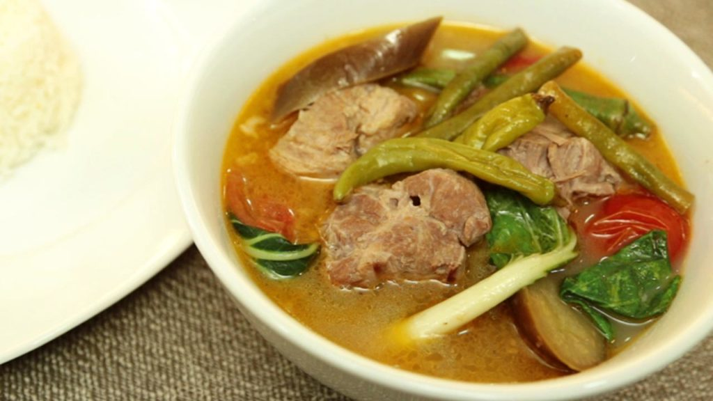 Pork Sinigang Sa Sampaloc By Chris Urbano